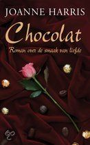 Chocolat - done! Good Books, Books To Read, My Books, Love Book, Book 1, Joanne Harris, I Love Chocolate, Chocolate Shop, Love Energy