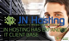 DatSyn News - JN Hosting has Expanded it Client Base