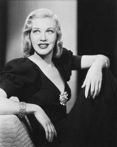 divine. one of my favorites. <3 (ginger rogers)