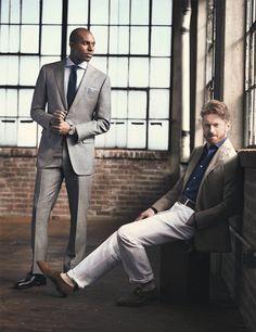 Spring Style Guide: Philadelphia Men's Fashion