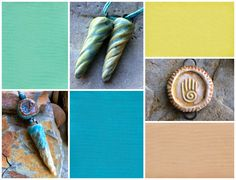 Art Jewelry Elements: Pantone Spring 2015 Colour Trends