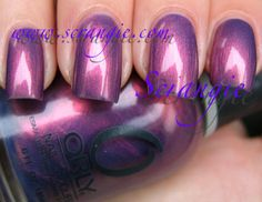 Orly Fantasea - just got this and it is gorgeous!!