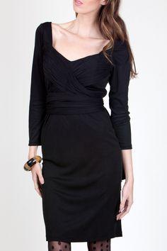 Helen Silk Jersey Dress by kristina | Ethical Ocean