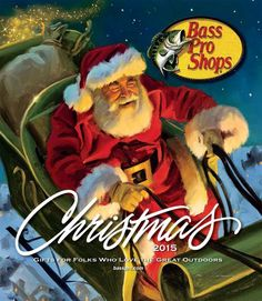 Bass Pro Shops 2015 Holiday Guide