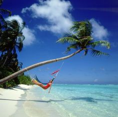 Beach Hammock Virgin Islands