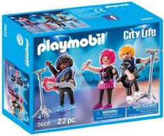 PLAYMOBIL Pop Stars Band  For C