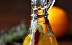 Lemon Herb-Infused Olive Oil