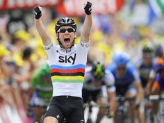 Team Sky | Pro Cycling | Photo Gallery | Tour stage 18 gallery