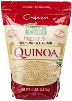 A highly nutritious gluten free seed with a slightly nutty flavor making it a terrific substitute for rice or couscous.
