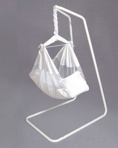I wonder if infancy would have been easier/happier/enjoyable if we had an Amby baby hammock.