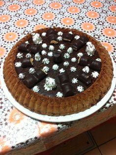 Bueno dark cake