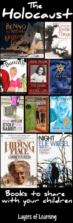 Holocaust books