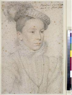 Réunion des musées nationaux Henri III as a boy