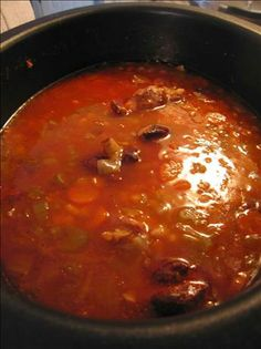 Navy Bean Soup-Pressure Cooker from Food.com: Recipe posted by request.
