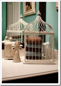 Birds On Kitchen Utensils Art Print Modern Kitchen Decor