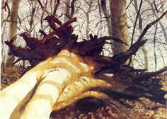 Original caption: Andrew and Jamie Wyeth - click on this and read the storie of…