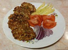 Sajtkrémes húslepény Tandoori Chicken, Meat, Ethnic Recipes, Food, Essen, Meals, Yemek, Eten