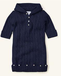 Cashmere Bunting - Outerwear & Jackets  Baby Boy (Newborn-24M) - RalphLauren.com