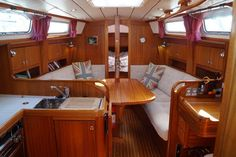 2005 Najad 332 Sail Boat For Sale - www.yachtworld.com