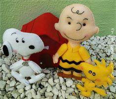 Peanuts Characters PDF Pattern Charlie Brown by walartesanal