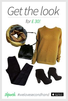 4cb2a472d8a Start autumn with a bang! Get your perfect outfit for the perfect price!  Find great secondhand fashion items on Shpock - the bootsale app.
