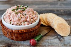Ham salad, where have you been all of my life? I guess because I don't particularly love ham, I would have never thought to make ham salad, even though I've made egg salad, chicken salad, potato salad, and more. But when Prairie Grove Farms asked me to create recipes using their products, one of the …
