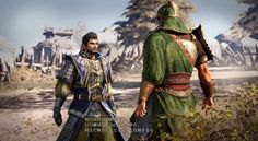 How Dynasty Warriors 9 Plans To Change Up The Series #FansnStars