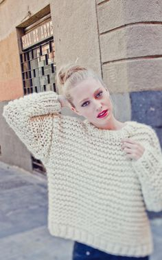 Nolita Sweater - Buy Wool, Needles & Yarn Jerseys - Buy Wool, Needles & Yarn Kits de tejer | WE ARE KNITTERS