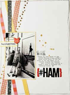 {#HAM} by NicoleH at Studio Calico