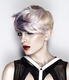 Anna Eshwood Short Blonde Hairstyles