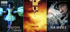 Cronicas Vampíricas, Preacher y San Andrés, entre los estrenos destacados en HBO España de Junio 2017