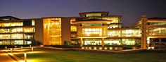Suzlon One Earth - Pune Products: ERCO, Germany Consultant: Light Vision India The project received the highest Green Building Rating - 5 Stars (96/100) - from the National Advisory Council of GRIHA. The concept balances principles of energy efficiency & dark sky without compromising on the ambience.