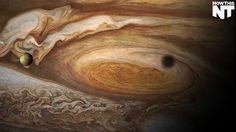 NASA's Juno spacecraft recorded audio as it entered Jupiter's orbit.