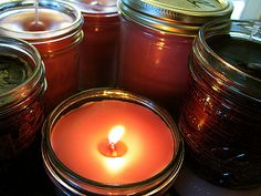 Great candle making tips.