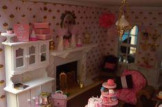 Cupcake Room Doll House Interior | Flickr - Photo Sharing!