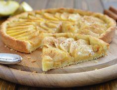 Tarta de manzana y pastelera | Recetas de Johanna Prato