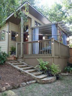 pergole en aluminoum pour terrasse de maison