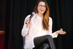 Meghan Ory and Beverly Elliott's Panel at #LondonCon (22 to 24 April)