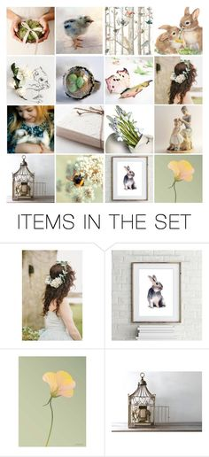 """""""""""Spring comes:"""" by artsdesireable ❤ liked on Polyvore featuring art"""
