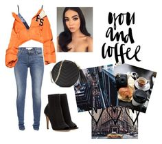 """""""Sin título #344"""" by masg ❤ liked on Polyvore featuring French Connection, Prada, Gianvito Rossi, Topshop and Nine West"""