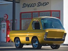 Baby 1967 Dodge Deora Concept