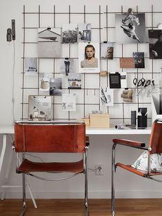 Cómo convertir la pared de tu casa en una oficina ¡7 tips decor para hacer tuyo tu lugar de trabajo!