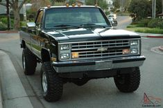 1984 chevy silverado 4x4 for sale - Google Search