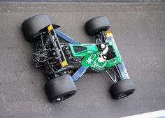 reignofmethanol: Tyrrell 012.