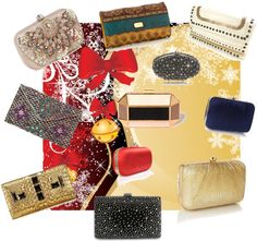 """""""Bags for Christmas"""" by cristinaizzo on Polyvore"""
