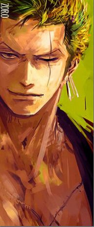 #RoronoaZoro #ThisIsIt #Iaminlove this is perfection!! why is he not real ;'(