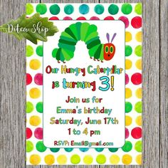www.dotcashop.ca  The caterpillar birthday party has come  #veryhungrycaterpillar  #veryhungrycaterpillarparty  #veryhungrycaterpillars  #dotcamom