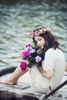 dreamy with the bridal crown