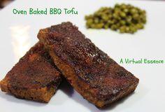 Oven BBQ Tofu