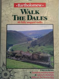 Bartholomew: Walk the Dales